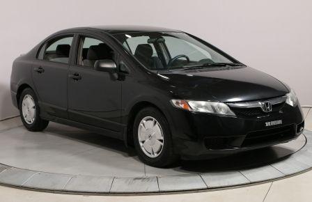 2010 Honda Civic DX-G AUTO A/C GR ELECTRIQUE #0