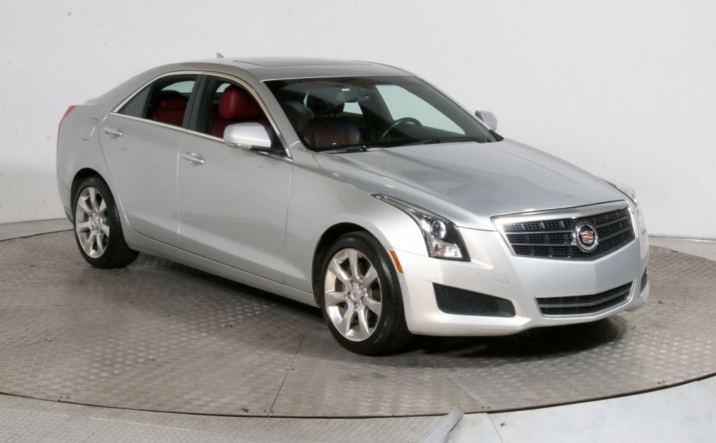 2013 Cadillac ATS Luxury A/C CUIR TOIT MAGS BLUETOOTH #0