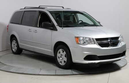 2012 Dodge GR Caravan SE STOW N'GO A/C GR ÉLECT #0