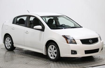 2012 Nissan Sentra SR AUTO A/C BLUETOOTH MAGS #0