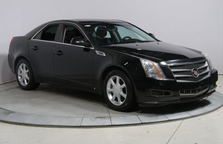 2008 Cadillac CTS AUTO AC CUIR TOIT MAGS #0