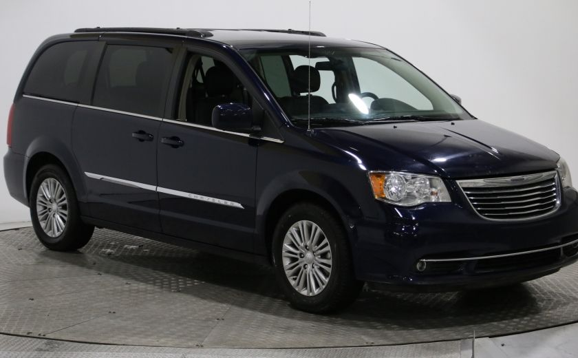 2015 Chrysler Town And Country Touring CUIR MAGS 7 PASSAGERS STOW N GO #0