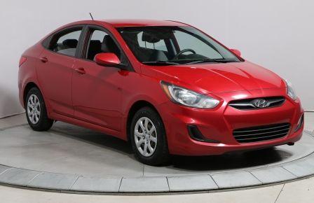 2012 Hyundai Accent GL AUTO A/C GR ELECTRIQUE #0