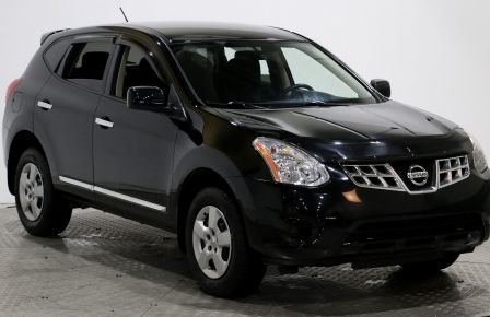 2013 Nissan Rogue S AUTO A/C GR ELECT BLUETOOTH #0