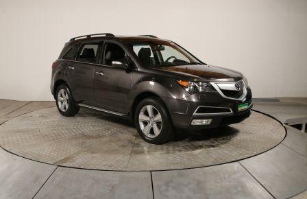2011 Acura MDX AWD TOIT BLUETOOTH CUIR #0
