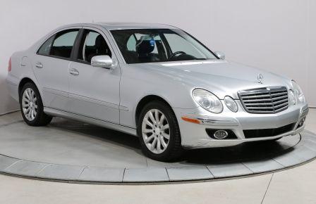 2008 Mercedes Benz E280 3.0L A/C GR ELECT CUIR TOIT MAGS #0
