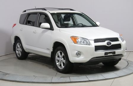 2009 Toyota Rav 4 Limited 4WD AUTO A/C CUIR TOIT MAGS #0
