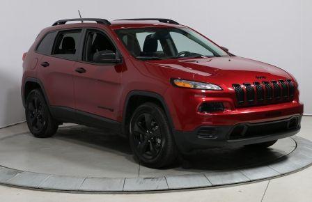 2016 Jeep Cherokee ALTITUDE 4WD V6 AUTO A/C CAMÉRA RECUL MAGS NOIR #0