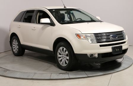 2008 Ford EDGE LIMITED AWD A/C BLUETOOTH CUIR MAGS #0