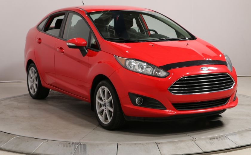 2014 Ford Fiesta SE AUTO A/C BLUETOOTH MAGS #0