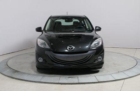 2013 Mazda 3 Mazdaspeed3  TURBO MAGS NOIR #0