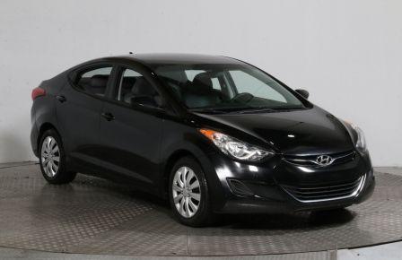2012 Hyundai Elantra GL A/C GR ELECT BLUETOOTH #0