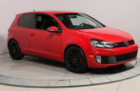 2010 Volkswagen Golf GTI A/C TOIT CUIR MAGS #0