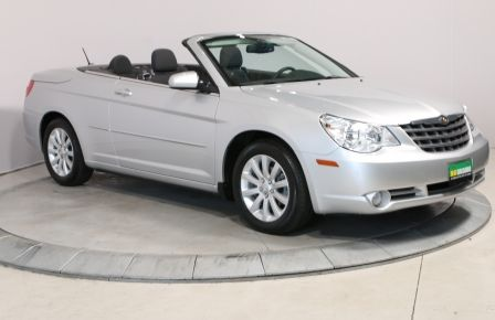 2010 Chrysler Sebring TOURING CONVERTIBLE A/C MAGS #0