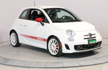 2013 Fiat 500 ABARTH A/C CUIR BLUETOOTH MAGS #0