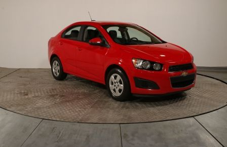 2015 Chevrolet Sonic LS BLUETOOTH #0
