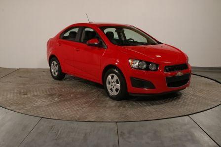 2014 Chevrolet Sonic LS #0