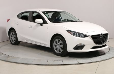 2014 Mazda 3 GX-SKY A/C BLUETOOTH GR ELECTRIQUE #0