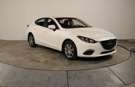 2014 Mazda 3 GX-SKY AUTO A/C GR ELECT BLUETOOTH #0