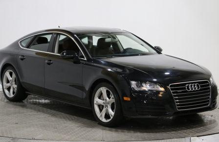 2012 Audi A7 PREMIUM PLUS #0