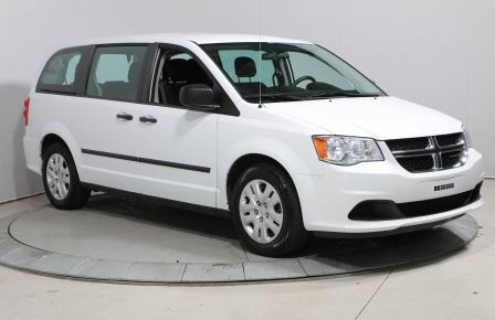 2016 Dodge GR Caravan CANADA VALUE PKG A/C GR ELECTRIQUE #0