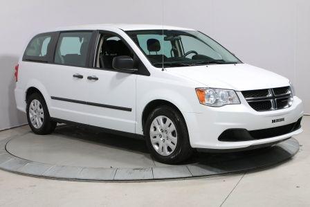 2011 Dodge GR Caravan R/T CUIR DVD/TV MAGS CAM RECUL STOW N'GO #1