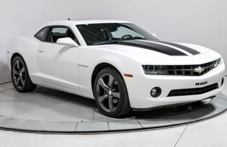 2010 Chevrolet Camaro LT RS AUTO TOIT CUIR MAGS #0