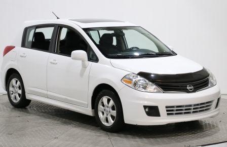 2012 Nissan Versa 1.8 SL AUTO A/C MAGS BLUETOOTH #0