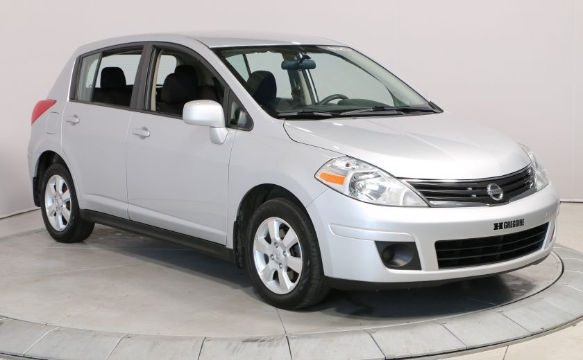 2012 Nissan Versa 1.8 SL AUTO A/C GR ELECTRIQUE MAGS #0