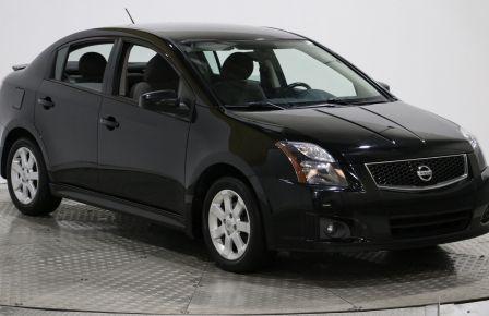 2012 Nissan Sentra 2.0 SR AUTO A/C MAGS BLUETOOTH #0
