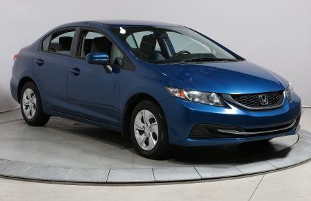 2014 Honda Civic LX Gr-Électrique A/C #0