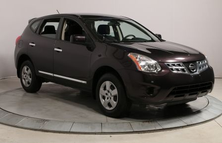 2013 Nissan Rogue S AUTO AC GR ELECT BLUETOOTH #0