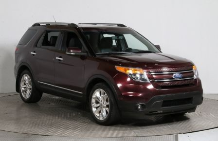 2011 Ford Explorer Limited AWD CUIR TOIT MAGS 6PASSAGERS #0