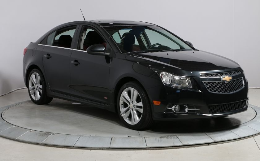 2012 Chevrolet Cruze LT RS TURBO A/C TOIT BLUETOOTH MAGS #0