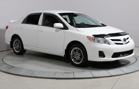2013 Toyota Corolla LE A/C BLUETOOTH MAGS #0