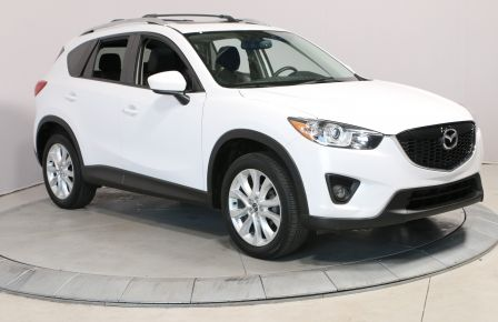 2014 Mazda CX 5 GT AWD AUTO TOIT CUIR MAGS #0