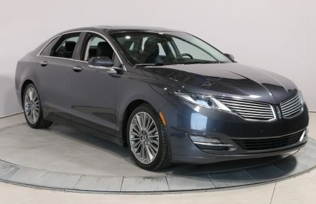 2013 Lincoln MKZ V6 AWD CUIR TOIT NAVIGATION MAGS 19