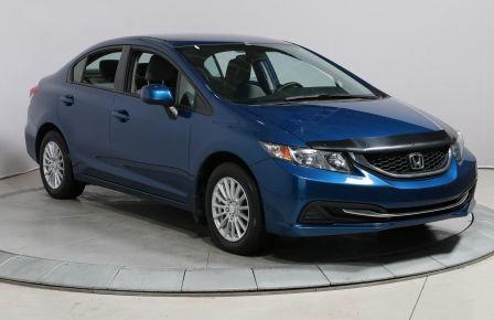 2013 Honda Civic LX AUTO A/C GR ELECT MAGS BLUETHOOT #0