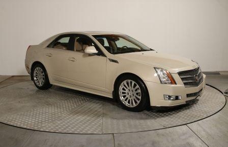 2010 Cadillac CTS AWD TOIT PANO MAGS #0