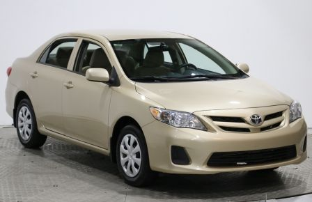 2012 Toyota Corolla CE AUTOMATIQUE A/C BAS KILOMÈTRAGE #0