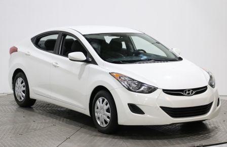 2013 Hyundai Elantra L GR ELECTRIQUE #0