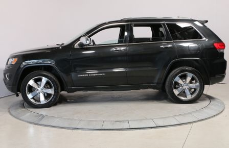2015 Jeep Grand Cherokee LIMITED 4X4 A/C TOIT CUIR BLUETOOTH MAGS #0