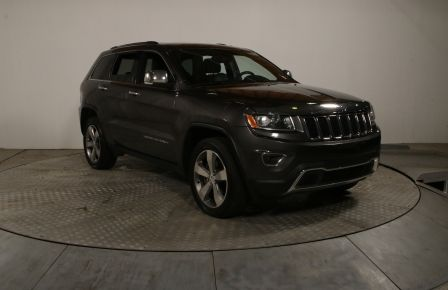 2015 Jeep Grand Cherokee Limited 4WD CUIR TOIT MAGS CAM DE RECULE #0