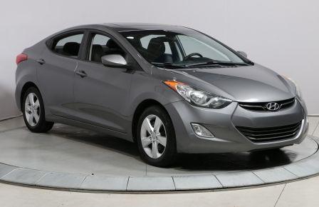 2011 Hyundai Elantra GLS A/C TOIT BLUETOOTH MAGS #0