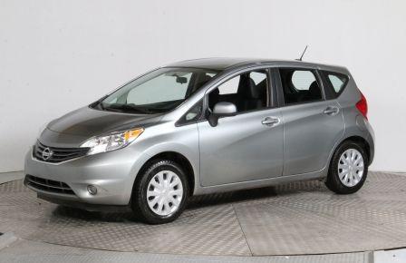 2014 Nissan Versa SV A/C GR ELECT CAM DE RECULE BLUETOOTH #0