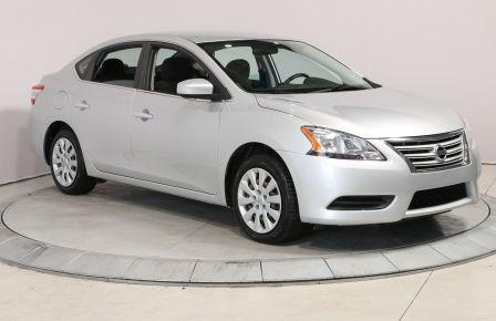 2013 Nissan Sentra SV A/C BLUETOOTH GR ELECTRIQUE #0
