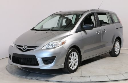 2010 Mazda 5 GS A/C GR ELECT MAGS 6PASSAGERS #0