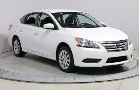 2014 Nissan Sentra S GR ELECT #0