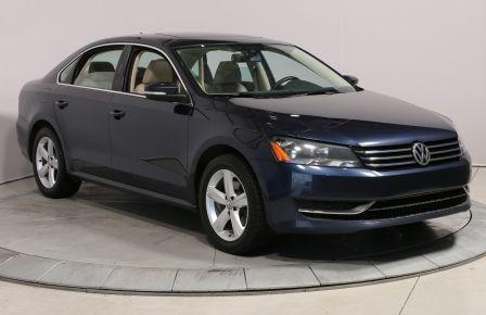 2015 Volkswagen Passat COMFORTLINE A/C TOIT CUIR MAGS #0
