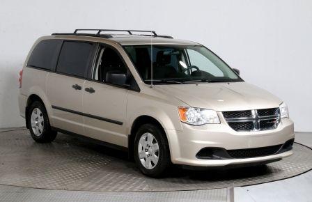 2013 Dodge GR Caravan SE A/C GR ELECTRIQUE #0